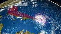 Trayectoria de los Ciclones Tropicales