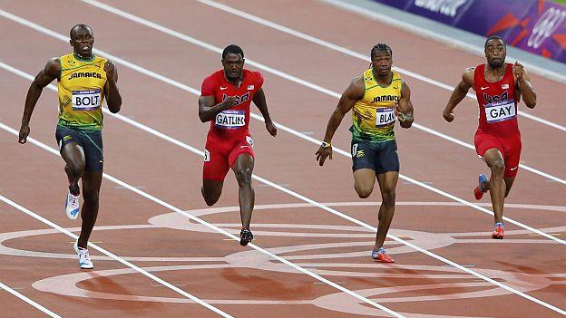 Aquecimento Olímpico: Atletismo
