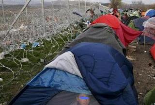 EU external borders protected