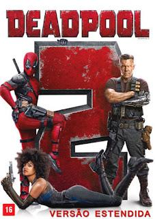 Deadpool 2 - Versão Estendida - BDRip Dual Áudio