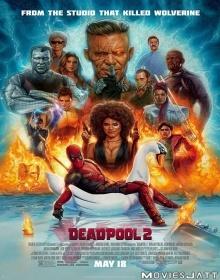 Deadpool 2 Full HD Movie Free Download In Hindi ! Dead
