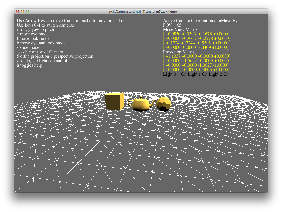 Jon's Teapot: Text Rendering using OpenGL 3 2