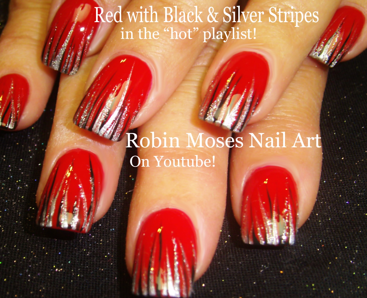 Red Nail Art Designs 2016 Hession Hairdressing