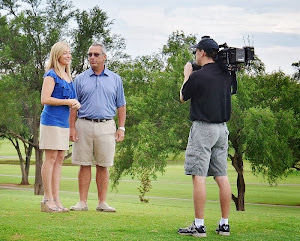Elk City Golf & C.C. on T.V.!!