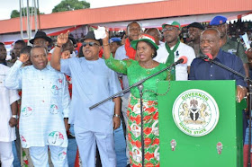 Why I attended the peace meeting with Rotimi Amaechi- Nyesom Wike