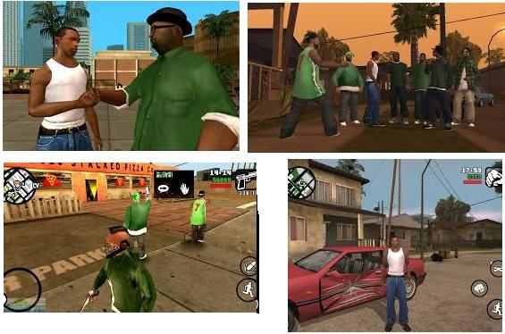 Kode Cheat GTA San Andreas PS2 Terbaru