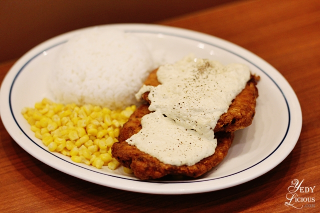 Country Fried Chicken Fillet  IHOP PH