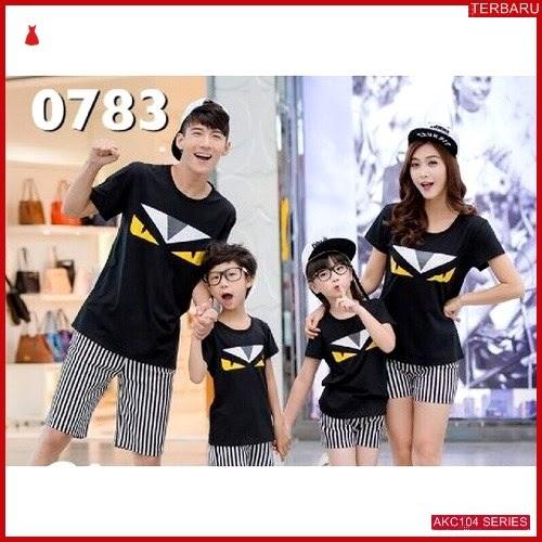 AKC104K59 Kaos Couple ANAK Anak 104K59 Keluarga BMGShop