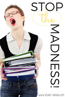Are you tired of preparing homework for students in your classroom? Are your students tired of doing homework? Make the madness stop NOW with an easy change to your classroom routine.