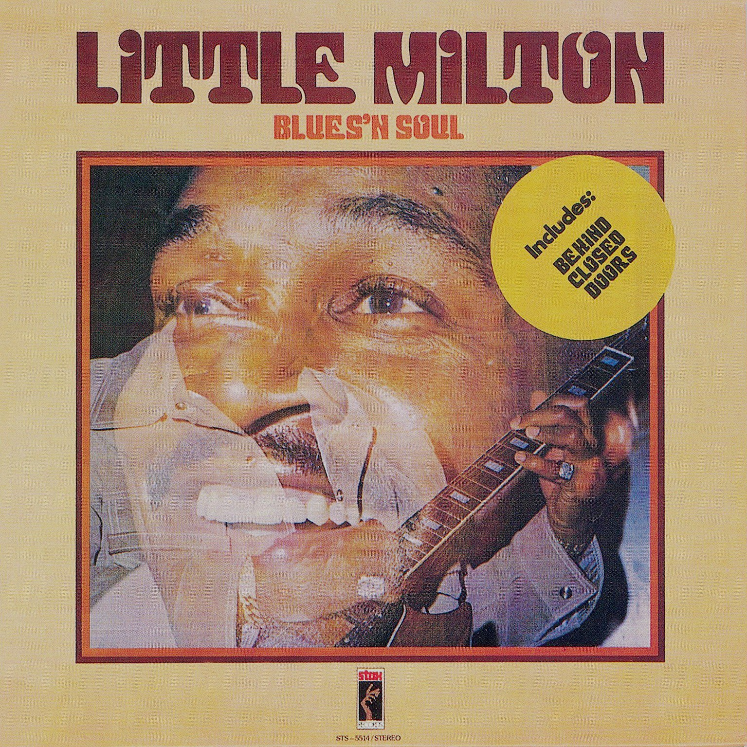 Chitlins, Catfish and Deep Southern Soul: Little Milton - 3