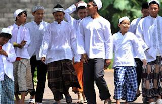 Camat Baru Promosi di Karawang,Berjanji Segera Merampungkan Program Kampung Santri