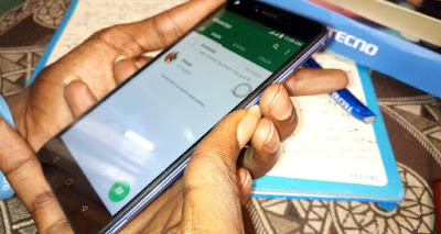 3 ways to screenshot on any Smartphone - Especially Tecno Spark and Spark Plus