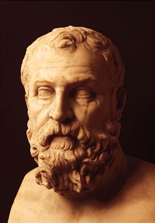 Sólon: Estadista, Legislador e Poeta Grego Antigo (Atenas, 638 a.C. 558 a.C.)