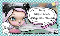 Oddball Stamps Design Team Member