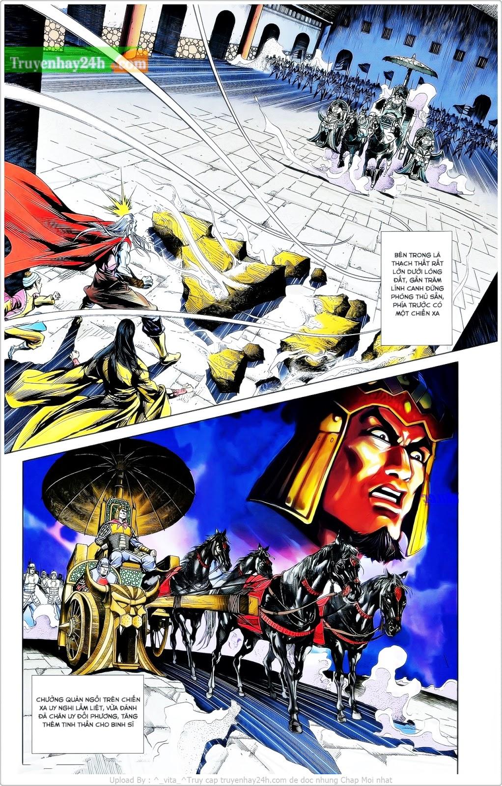 Tần Vương Doanh Chính chapter 25 trang 28