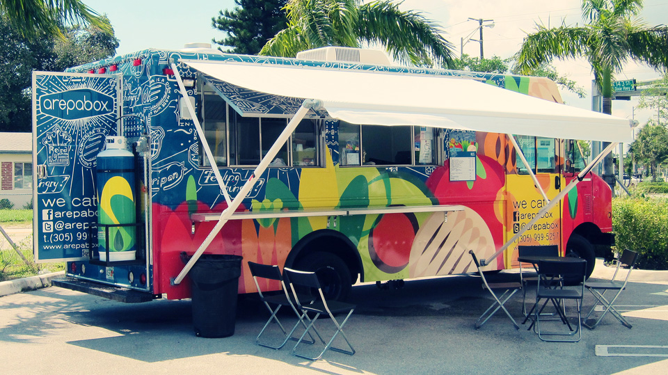 Events And Fun In South Beach Miami Food Truck Night