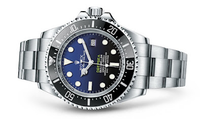 Photo of Rolex D-Blue Deepsea Model