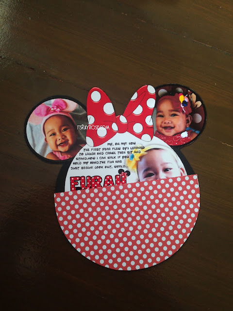 minie mouse invitation
