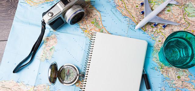 7 Barang Ini Wajib Kamu Bawa Saat Travelling