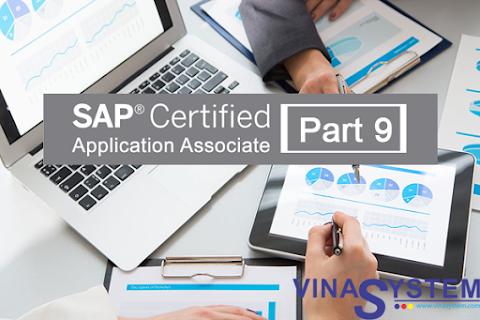 Bộ câu hỏi chứng chỉ SAP Business One (Phần 9)