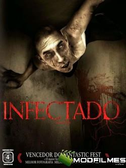 Capa do Filme Infectado