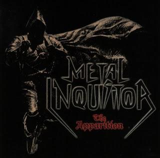"""Ακούστε ολόκληρο το ντεμπούτο των Metal Inquisitor """"The Apparition"""""""