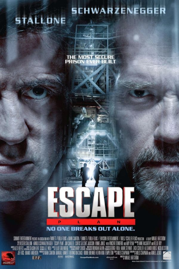 ESCAPE PLAN Film d'Azione