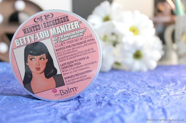 The Balm, Betty-Lou manizer, bronzer, makeup, beauty