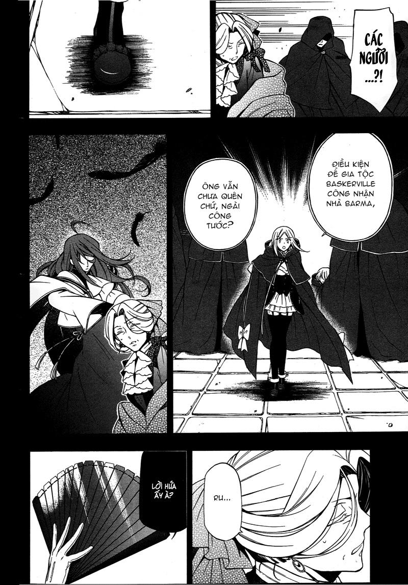 Pandora Hearts chương 065 - retrace: lxv collapse trang 4