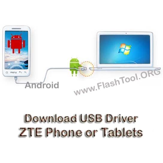 Download ZTE USB Driver