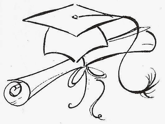 Dibujos y Plantillas para imprimir: Tarjetas de graduacion