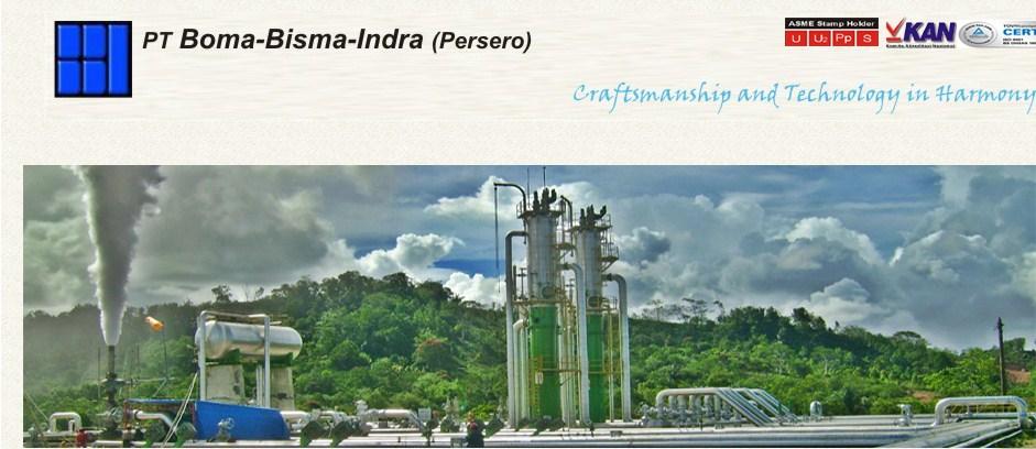 Karir BUMN - PT.BOMA BISMA INDRA (Persero)