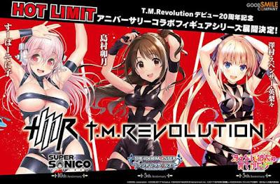 Sonico – Uzuki – Eriri Hot Limit ver.