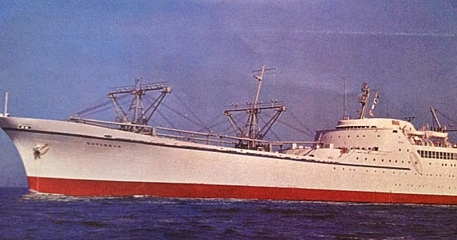 Atomic Power Review: Historic Nuclear Ship Savannah Open