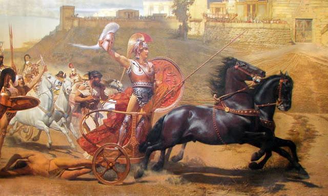 Κλαυσίγελος από τους Αλβανούς: Ο Αχιλλέας είναι πρόγονός μας και οι Τρώες… «αρχαίοι Αλβανοί»! (βίντεο)