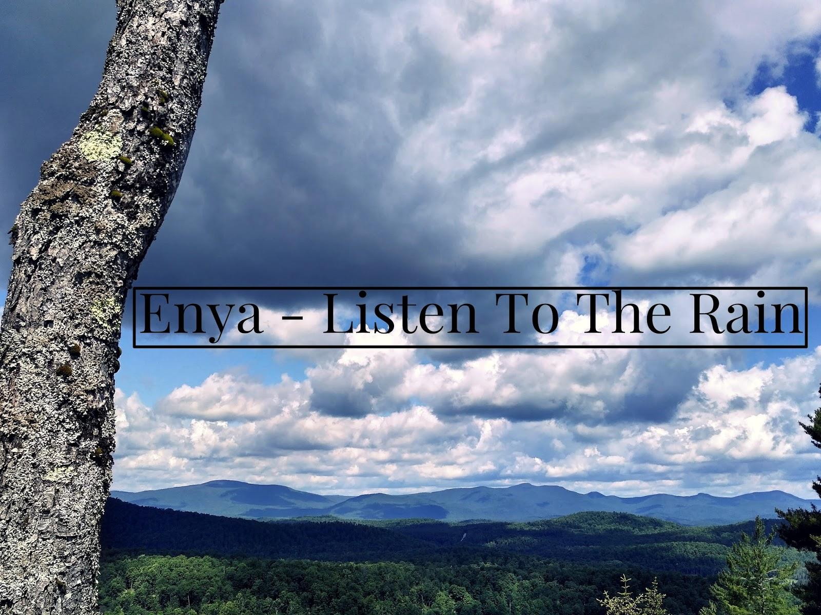 Ulubione piosenki Enya, Enya playlist, piosenki relaksacyjne, Enya