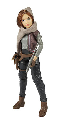 STAR WARS Forces of Destiny - Jyn Erso | Figura - Muñeco | Hasbro 2017 | Serie Web Youtube Disney | JUGUETE DETALLE