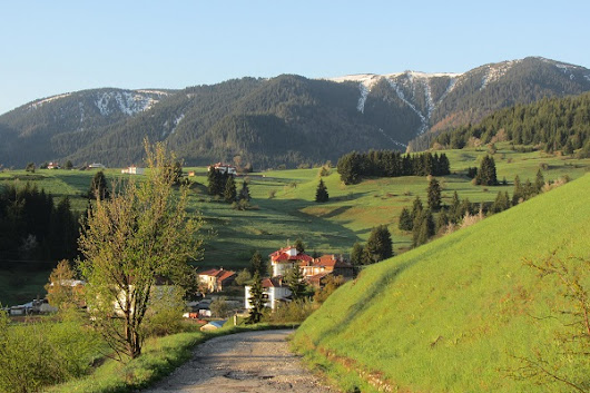 Traveling in Southern Bulgaria: Rhodope Mountains