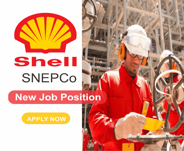 Shell SNEPCo Worker