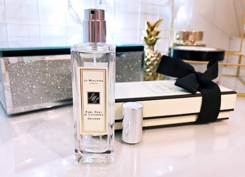 Jo Malone London Earl Grey & Cucumber cologne - jeden z piękniejszych zapachów ostatnich miesięcy