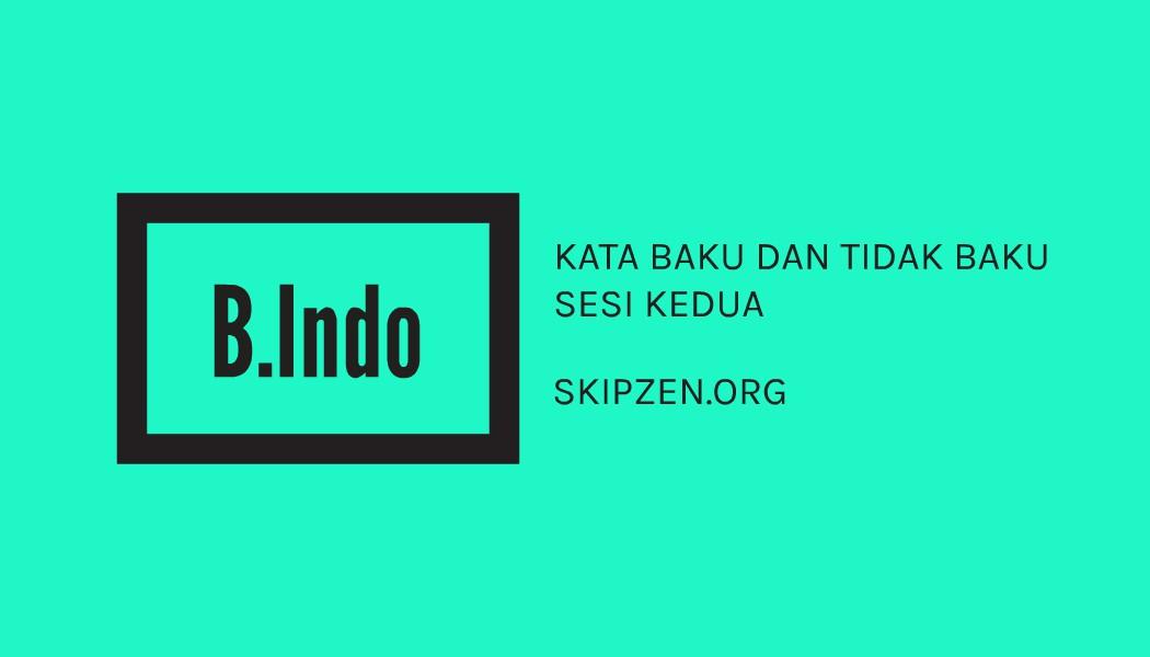 Kalimat EYD menurut Kamus Besar Bahasa Indonesia