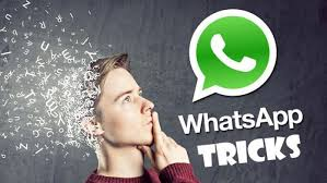 WhatsApp, trick