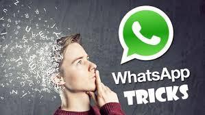 WhatsApp, trick