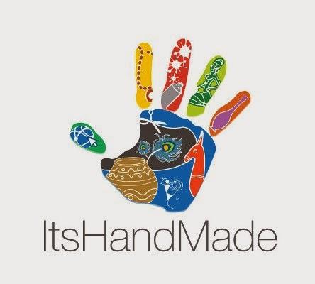 ItsHandMade-Logo Partecipazione con angolo in pizzoColore Lilla Colore Viola Partecipazioni Pizzo