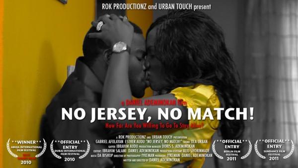 No Jersey, No Match   Short Film