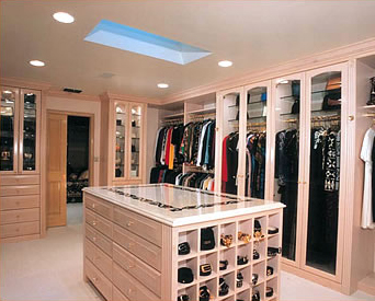 Custom Closet Systems Nj