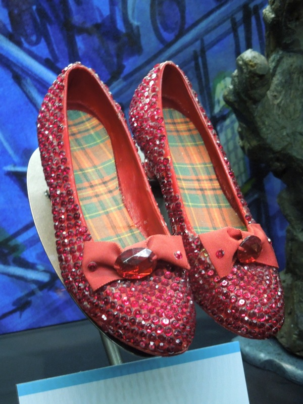 Return to Oz Fairuza Balk Ruby slippers