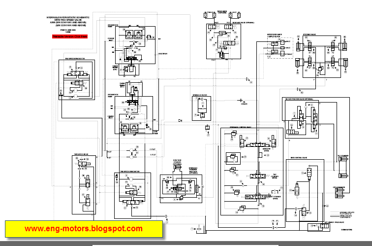Bobcat Wiring Schematic Pictures to Pin on Pinterest