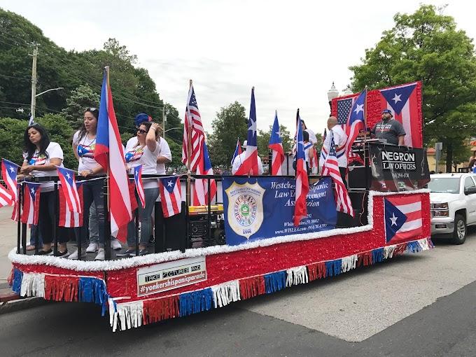 Yonkers Hispanic Day Parade