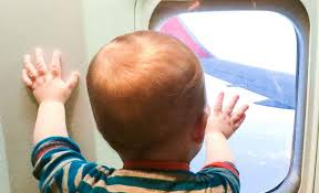 5 top tips of travelling with a baby to a Caribbean